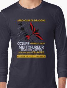 Nuit De La Fureur Long Sleeve T-Shirt