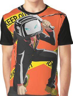 The Renegade Toaster Dangerous Landing! Graphic T-Shirt