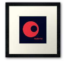 Modernist  Framed Print