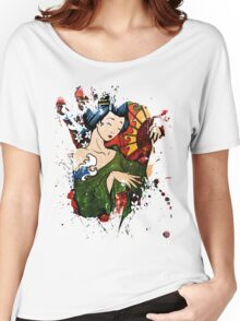Geisha Women's Relaxed Fit T-Shirt