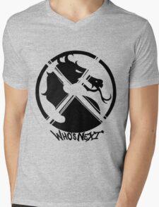 Mortal Kombat X - Who's Next? Mens V-Neck T-Shirt