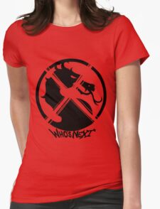 Mortal Kombat X - Who's Next? Womens Fitted T-Shirt