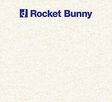 blue rocket bunny Hoodie