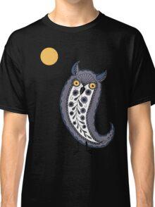 Paisley Owl Classic T-Shirt