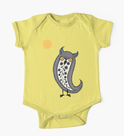 Paisley Owl Kids Clothes