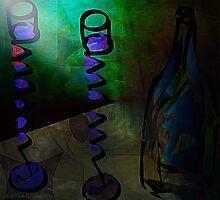 A Shaft of Light by Rondanart