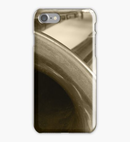 Brass Trumpet Bell and Tubing iPhone Case/Skin