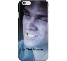 The Moose iPhone Case/Skin