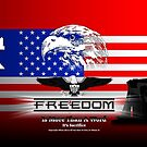 Freedom Is More Than A Word Hz by xzendor7