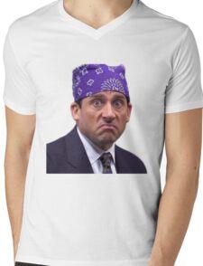 Prison Mike Mens V-Neck T-Shirt