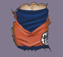 Goku Breakout shirt by murderwear