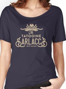 Tatooine Sarlaccs Women's Relaxed Fit T-Shirt