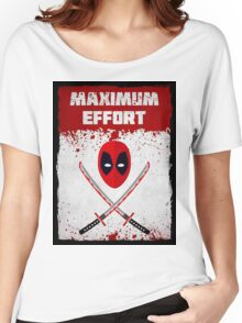deadpool Women's Relaxed Fit T-Shirt