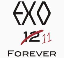 EXO 11 forever T-Shirt