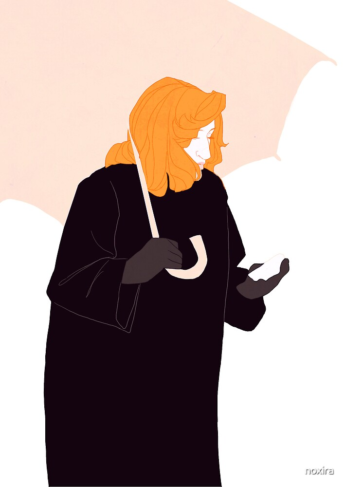 Scully by noxira