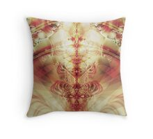 The Fountain of Youth Throw Pillow