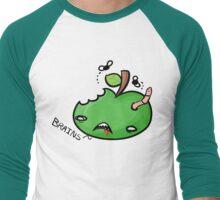 Apple Zombie Men's Baseball ¾ T-Shirt