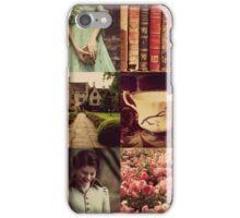 Lady Belle of Avonlea iPhone Case/Skin