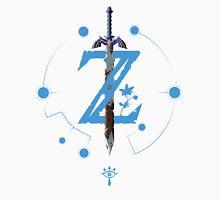 The Legend of Zelda: Breath of The Wild Print (1) Unisex T-Shirt