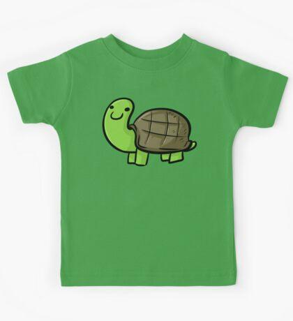 Cute Turtle Kids Tee