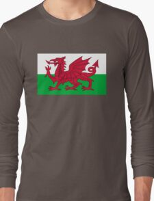Wales Long Sleeve T-Shirt