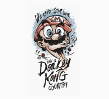This is Donkey Kong Country by Bragginwrites