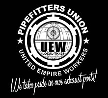 United Empire Workers Union by Patrick Scullin