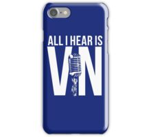 Vin Scully  iPhone Case/Skin