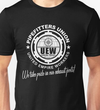 United Empire Workers Union Unisex T-Shirt
