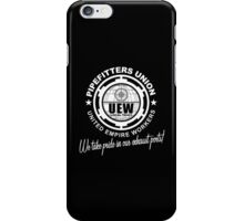 United Empire Workers Union iPhone Case/Skin