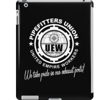 United Empire Workers Union iPad Case/Skin