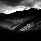 Mountains of Argentina - Monochrome by photograham