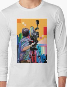 Director of photograph Long Sleeve T-Shirt