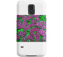 Many Blooms Samsung Galaxy Case/Skin