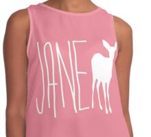 Life is strange Jane Doe Contrast Tank