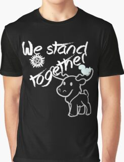 SPNFamily Stands Together Graphic T-Shirt
