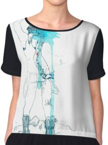 Life is strange Chloe Price drawing Chiffon Top