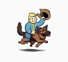Vault boy and Dogmeat Unisex T-Shirt