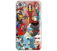 The Bovine League iPhone Case/Skin