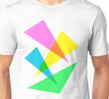 Triangular Design Unisex T-Shirt