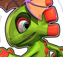 Yooka & Laylee Sticker