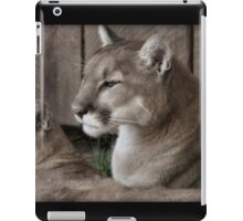 Cougar Brothers II iPad Case/Skin