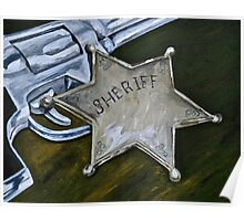 New Sheriff in Town  Poster