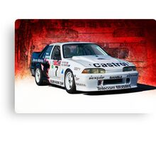 1989 Holden Commodore VL Walkinshaw Canvas Print