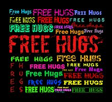 Free Hugs (Words) by SylayS