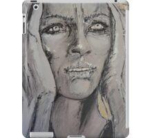 uma thurman iPad Case/Skin