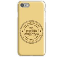 Big Thunder Mountain iPhone Case/Skin