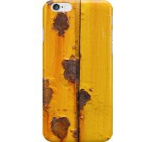 Metal Rust Texture iPhone Case/Skin