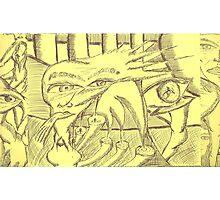ambrosia I don't no why Photographic Print