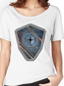 Star Citizen Logo - MultiColour Women's Relaxed Fit T-Shirt